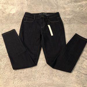 White House Black Market skinny jeans